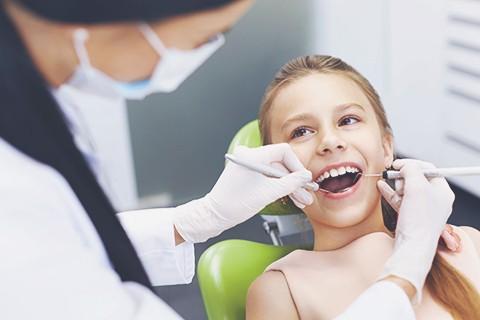 Профилактика заболеваний зубов у детей